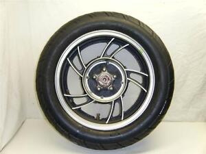 82-83-YAMAHA-XV920-XV-920-Virago-XJ-750-XJ750-Maxim-Seca-R-Arriere-Pneu-Rim-Roue