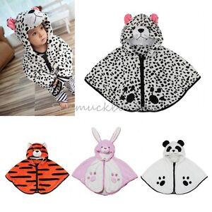 Kinder Jungen Baby Kleinkinder Kostum Kostume Tier Umhang Cape