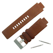 Diesel Genuine Original Watch Strap Real Leather S/Steel Buckle for DZ1090