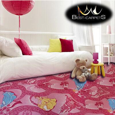 Brillante Per Bambini Tappeto Celebrazione Rosa Disney Camera Da Letto Area Ragazze Un Remedio Soberano Indispensable Para El Hogar