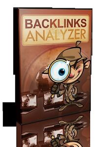 Details about Powerful BACKLINK Software Instantly Analyzes The Quality Of  Your Backlinks (CD)