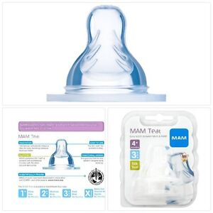 Enthusiastic New Tommee Tippee Closer To Nature Fast Flow Teats Baby Bottles Baby 2 Pack
