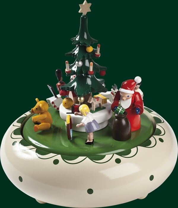 Top Boîte à boîte musique boîte à à musique de Noël Noël 22er spielwerk les Monts Métallifères Neuf 08308 521703