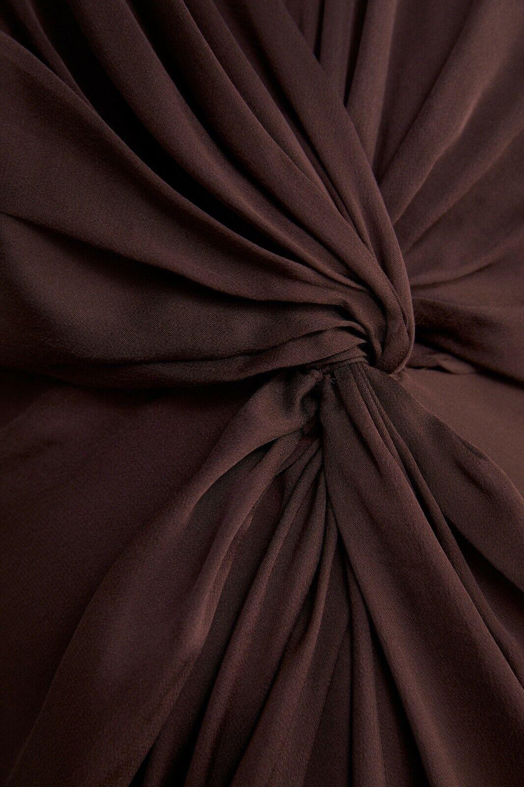 ZARA ZARA ZARA MAXIKLEID TRÄGERKLEID KLEID KNOTEN STRAPPY KNOTTED LONG DRESS Größe M L | Wirtschaft  | Erschwinglich  | Zu einem erschwinglichen Preis  326a41