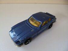 Datsun 260 Z - Majorette - Ech 1/60 - # 239 - Blue - France