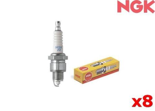 NGK Spark Plug Resistor VG FOR HSV GTS 97-99 VT 5.7 V8  BPR6EF x8