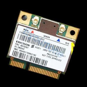 Lenovo ThinkPad T530 Ericsson WWAN Mac
