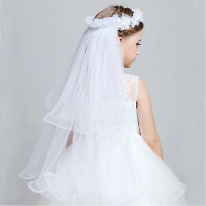Girls-Charm-Ribbon-Floral-Rose-Hair-Wreath-Garland-Wedding-Hairband-Flowers-QL