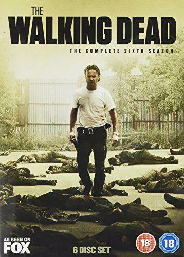 The Walking Dead - Temporada 6 [ dvd ] [ 2016 ], Nuevo, dvd, Libre