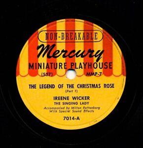 IREENE WICKER on  1946 Mercury MMP-7 - The Legend of the Christmas Rose