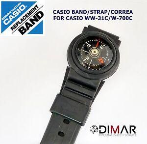 Vintage-Casio-Original-Bracelet-Band-Bracelet-WW-31C-W-700C