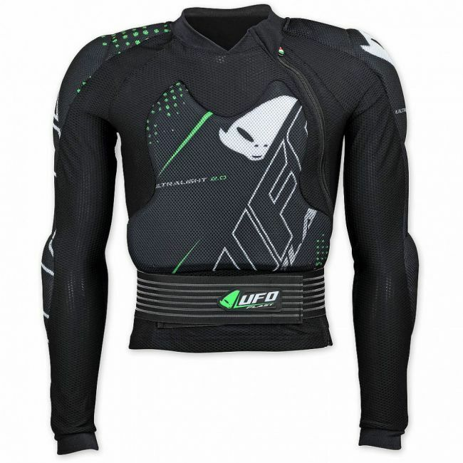Pettorina Integrale Enduro MTB Ufo Ultralight New 2.0 tg. L XL