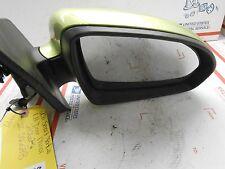 2011 smart fortwo lh door mirror 020625 ic# 50668b PD0422