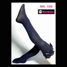 MS121 Custom High tights Mini Super Dollfie MSD Black Spider Web Unoa