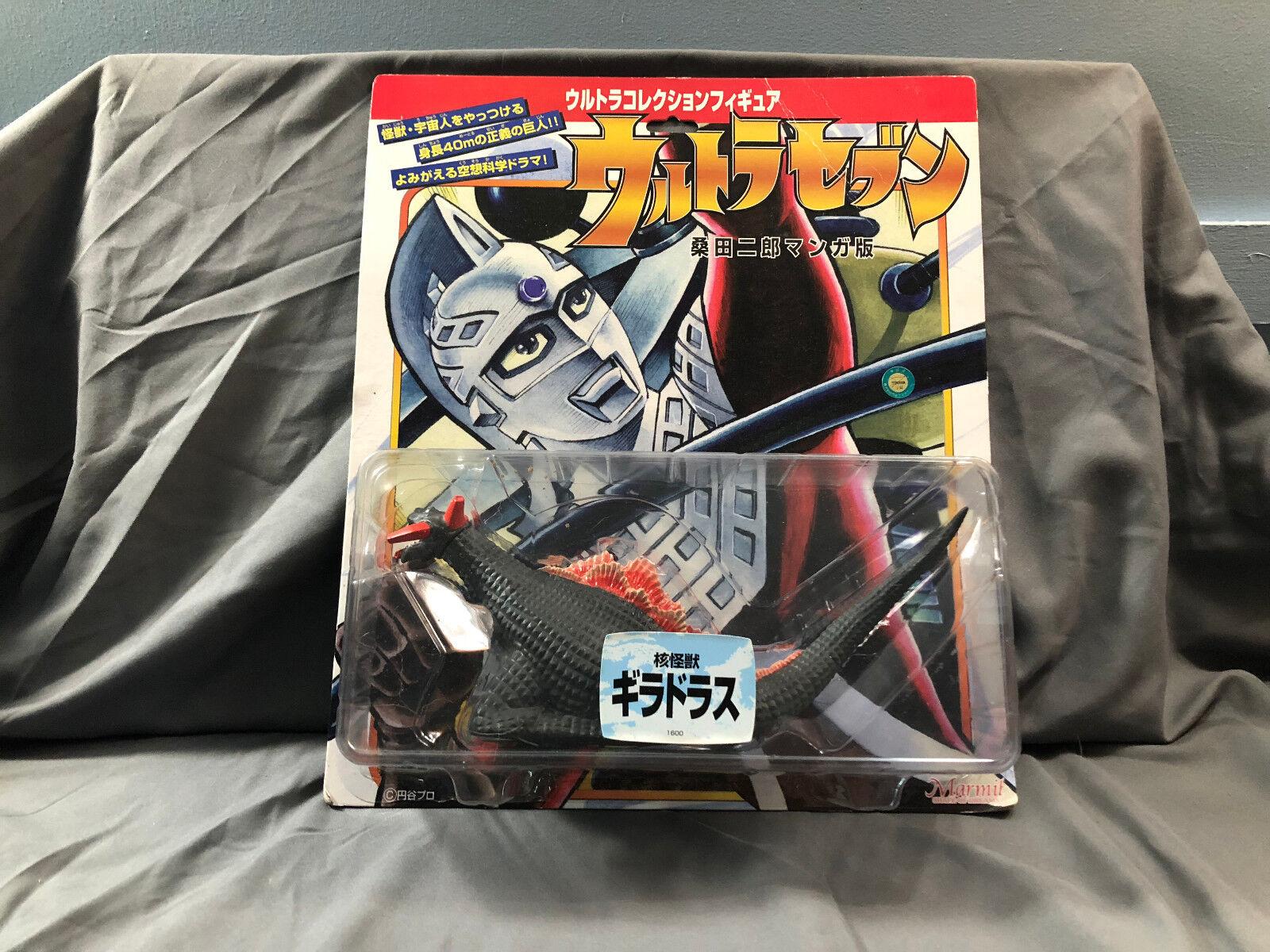 Marmit Ultrauomo Ultra Seven Ultraseven  Giradorus Godzilla Kaiju MOC  negozio all'ingrosso
