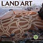Land Art 2017 Wall Calendar The Beach Murals of Andres Amador 9781631361524