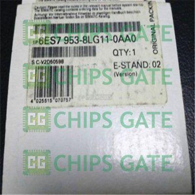 SIEMENS MMC 128K Micro Memory Card 6ES7-953-8LG11-0AA0 6ES79538LG110AA0