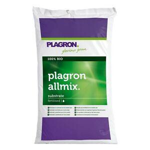 50L-Plagron-AllMix-Bio-Supermix-vorgeduengte-Pflanzerde-All-Mix-Grow-Erde-All-Mix