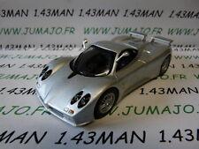 VOITURE 1/43 IXO déagostini russe dream cars : PAGANI ZONDA C12S