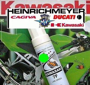KAWASAKI-Stylo-de-peinture-vert-lime-7F-vert-12ml-NEUF-TOUCH-UP-Lacquer-stylo