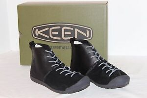 KEEN EAST SIDE BOOTIE WOMEN'S ANKLE Stiefel 5 5 Stiefel M  1015066 BLACK NEW 256dcc