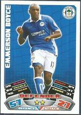 TOPPS MATCH ATTAX 2011-12- #327-WIGAN ATHLETIC-EMMERSON BOYCE