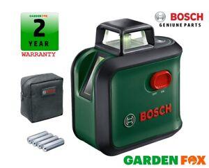 TT150 Green Lazer niveau ligne 0603663E03 4059952527819 Nouveau Bosch Uni Level 360