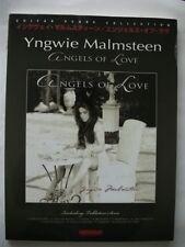 YNGWIE MALMSTEEN ANGELS OF LOVE JAPAN GUITAR SCORE TAB