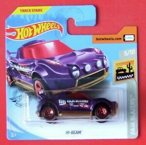 Hot-Wheels-2019-HI-BEAM-42-250-NEU-amp-OVP