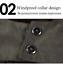 Men-039-s-Warm-Down-Cotton-Jacket-Fur-Collar-Thick-Winter-Hooded-Coat-Parka-Outwear thumbnail 9