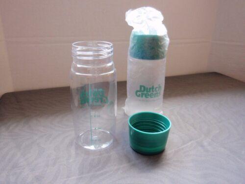 Organic Vegan Two New Protein Green Drink Shaker Hand Blender Mixer 12 oz