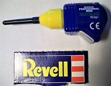 REVELL CONTACTA MINI 12.5g 39608 PRECISION POLYSTYRENE CEMENT DAPOL AIRFIX KITS
