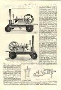 1894-Britannia-Root-System-Oil-Engine-Campbell-Gas-Vaporiser-Halifax-Engine