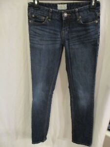 Aeropostale-Bayla-Womens-Juniors-Skinny-Jeans-SZ-1-2-Regular
