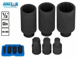 6-piezas-Unidad-de-1-3cmcm-Enchufe-amp-Broca-Set-para-ejes-ADAPTADOR-EMPALME