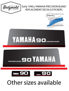 YAMAHA-90hp-1990-039-s-PRECISION-BLEND-replacement-outboard-decals