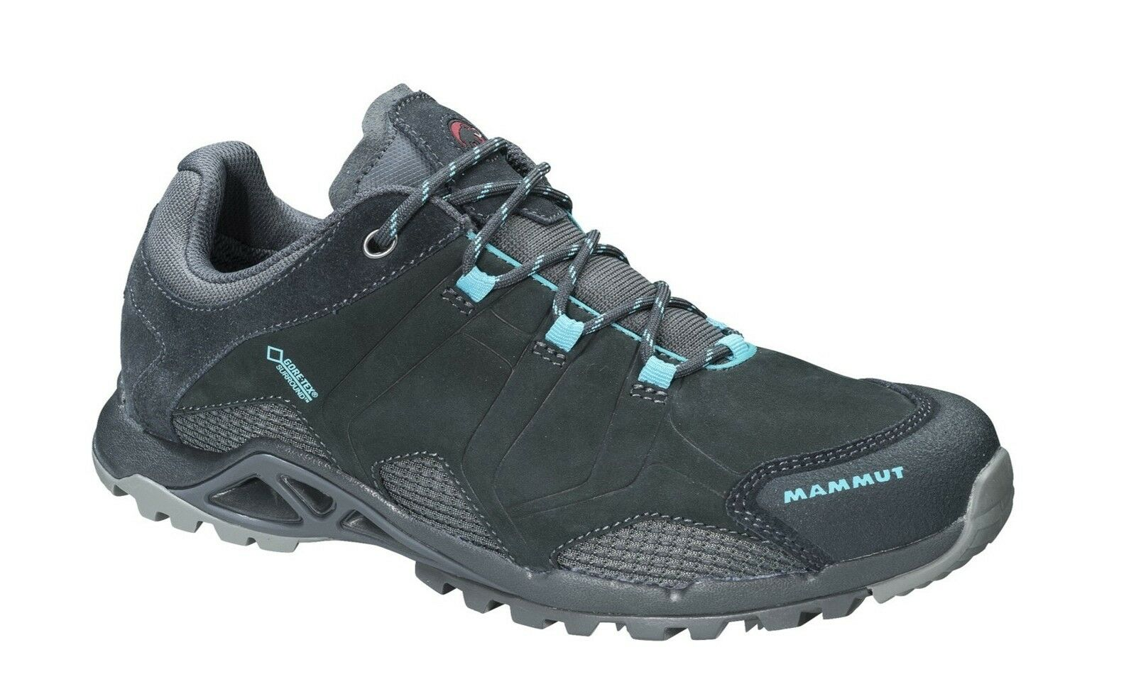 Mammut Comfort Tour Low GTX Surround Women's, Ladies Leicht-Hikingschuh