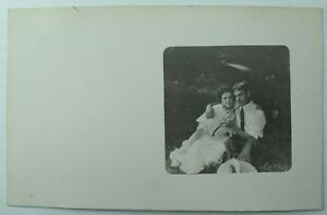 C-1910-RPPC-Cute-Couple-Military-Parade-Lot-of-3-Postcards-P76
