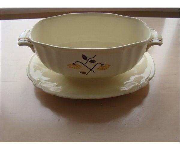 Porcelæn, serveringsfad