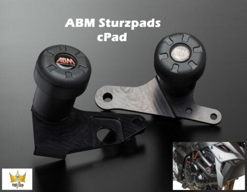 Versys ABS  ER ABM Sturzpads cPad 1 Paar KAWASAKI ER-6n LE650A 06-08 06-09