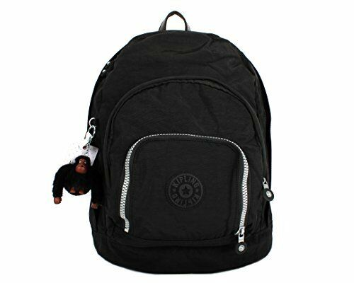 ec533283e77 Kipling Harper Bp4232 Large Backpack Black Travel Laptop Bag One Size for  sale online | eBay
