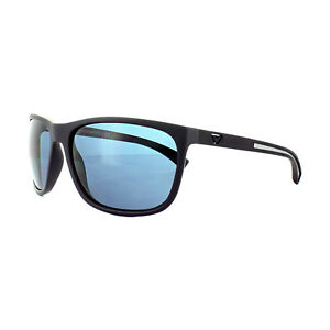 a09230b30a1 Image is loading Emporio-Armani-Sunglasses-4078-5065-80-Blue-Rubber-