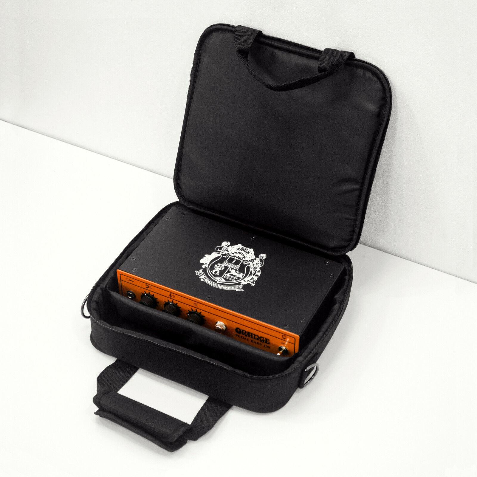 orange Pedal Baby Gig Bag Case