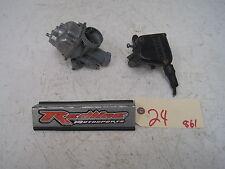 1988 Yamaha Moto-4 200 Carburetor Throttle Cable Box Set