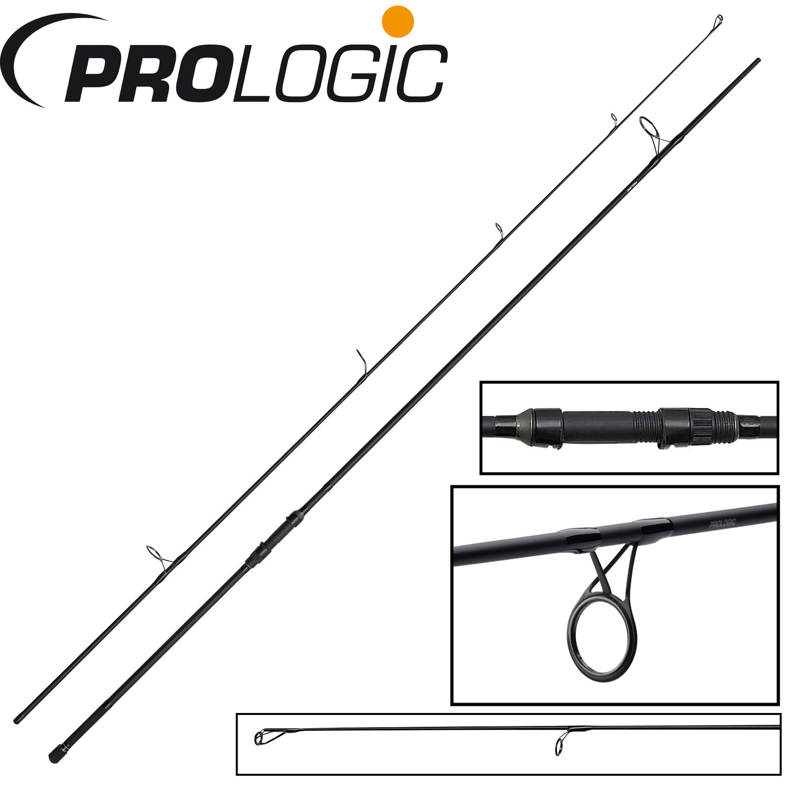 Prologic Classic Angelrute 3 60m 3lbs Karpfenrute Grundrute Friedfischrute