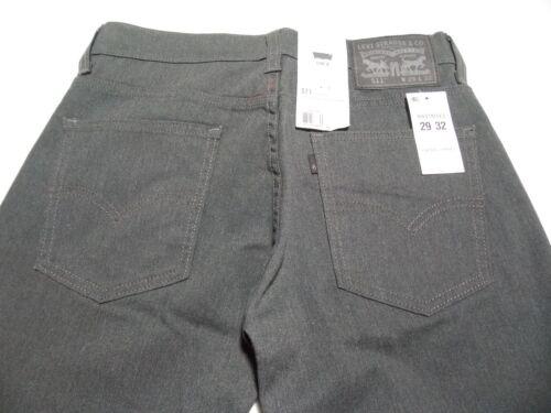 Levis 511 Skinny Jeans Fonc Gris gqYfvRqw