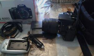 Fotocamera-Digitale-Reflex-eos-400D