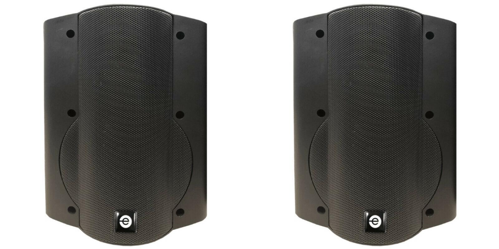 "ESV-300 Compact Public Address & Music Loudspeakers Pair 5"" - NEW - UK SELLER"
