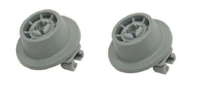 ORIGINALE Bosch Siemens Lavastoviglie Cestello Superiore superiore ruota 00611666 2 Pacco