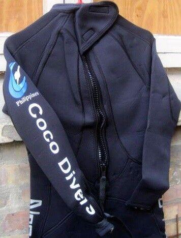 Våddragt Coco Divers
